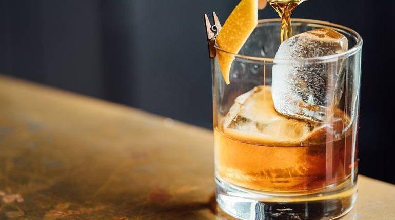Szklanka niska do drinków