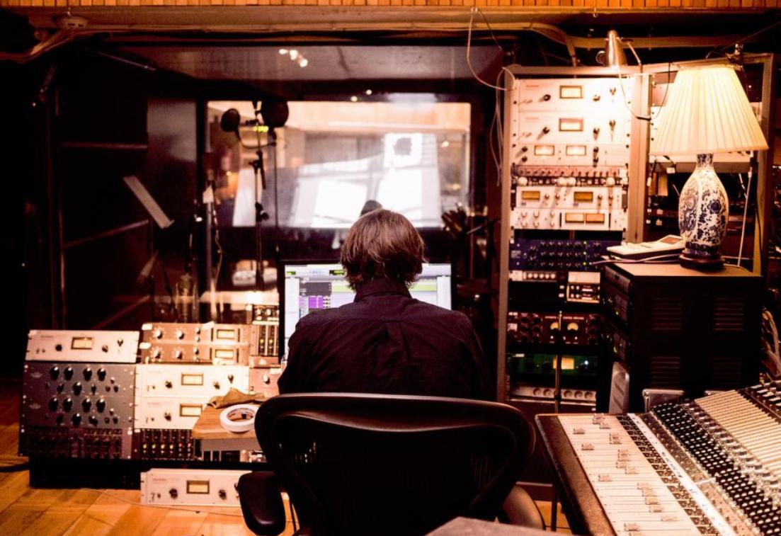 sterowanie audio