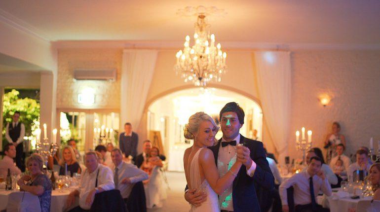 zespół na wesele - pierwszy taniec